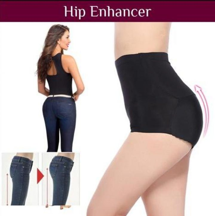 Hip Enhancer Panty for getting well rounded hips
