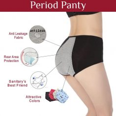 Period Proof Panty- Sanitary's Best Friend